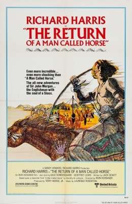 The Return of a Man Called Horse poster #1014865
