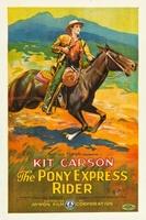 Pony Express Rider movie poster