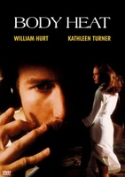 Body Heat movie poster