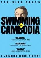 Swimming to Cambodia movie poster
