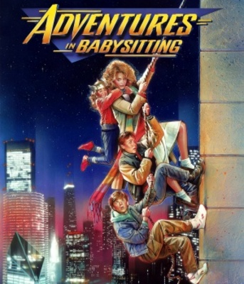 Adventures In Babysitting 1987 Movie Poster 1064625