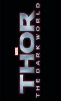 Thor 2 movie poster