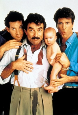 Three Men and a Baby poster #1064920