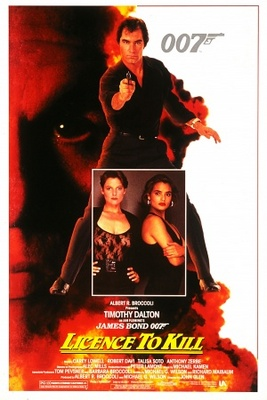 Licence To Kill poster #1064937