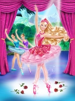 Barbie in the Pink Shoes movie poster