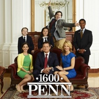 1600 Penn movie poster