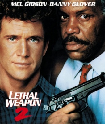 Lethal Weapon 2 poster #1065386