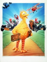 Sesame Street Presents: Follow that Bird movie poster