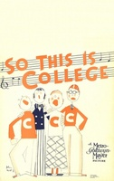 So This Is College movie poster