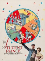 The Student Prince in Old Heidelberg movie poster
