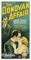 The Donovan Affair movie poster