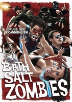 Bath Salt Zombies movie poster