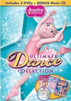 Angelina Ballerina: Dancing on Ice movie poster