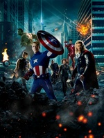 The Avengers #1068121 movie poster