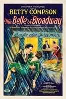The Belle of Broadway movie poster