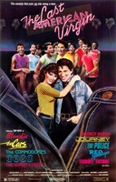 The Last American Virgin movie poster