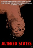 Altered States movie poster
