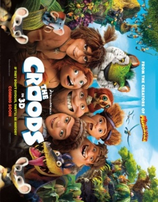 the croods movie poster 1072855 movieposters2 com