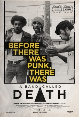 A Band Called Death poster #1073084