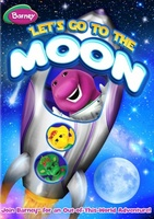 Barney: Let's Go to the Moon movie poster