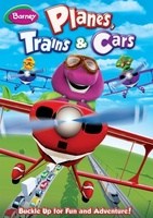 Barney: Planes, Trains & Cars movie poster