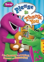 Barney: Please & Thank You movie poster