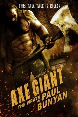 Axe Giant: The Wrath of Paul Bunyan poster #1073455