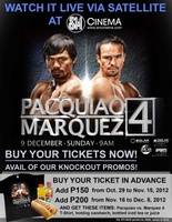 24/7 Pacquiao/Marquez 4 movie poster