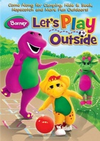 Barney: Let's Play Outside movie poster