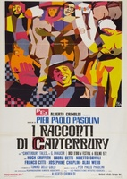 I racconti di Canterbury movie poster