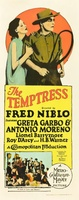 The Temptress movie poster