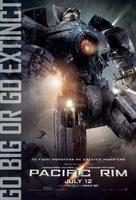 Pacific Rim movie poster