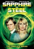 Sapphire & Steel movie poster