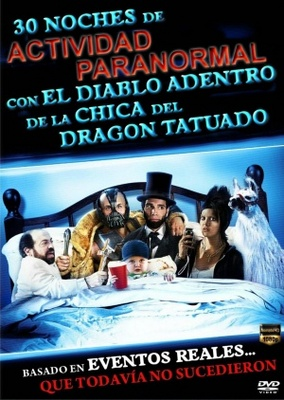 30 Nights of Paranormal Activity with the Devil Inside the Girl with the Dragon Tattoo poster #1074197