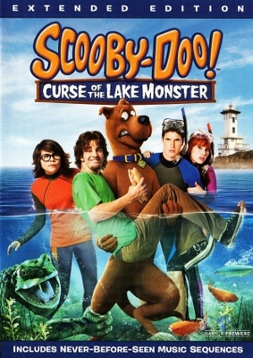 Scooby-Doo! Curse of the Lake Monster movie poster ...