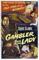 The Gambler and the Lady movie poster