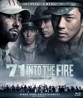 71: Into the Fire movie poster