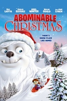 Abominable Christmas movie poster