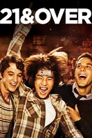 21 and Over movie poster