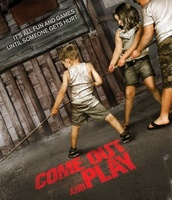 Come Out and Play movie poster