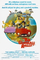The Gumball Rally movie poster