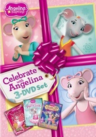 Angelina Ballerina: Ballerina Princess movie poster