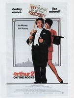 Arthur 2: On the Rocks movie poster