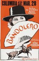 The Bandolero movie poster