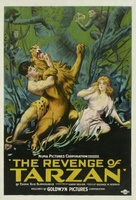 The Revenge of Tarzan movie poster