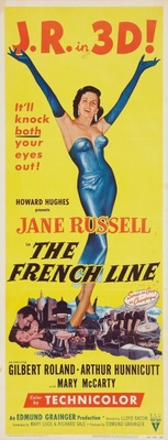 Image result for the french line poster
