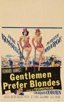 Gentlemen Prefer Blondes movie poster