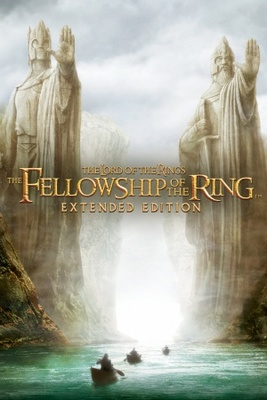 the lord of the rings the fellowship of the ring movie poster