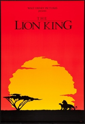 the lion king 1994 movie poster 1093584 movieposters2com