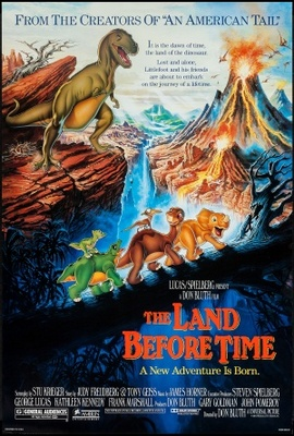 The Land Before Time poster #1093585